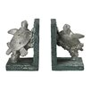 Sterling Industries Swimming Turtle Book Ends (Set of 2)
