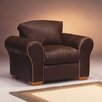 Omnia Furniture Scottsdale Leather Chair