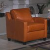 <strong>Omnia Furniture</strong> Chelsea Deco Leather Chair