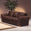 <strong>Scottsdale L Leather Sofa</strong> by Omnia Furniture
