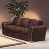 Scottsdale L Leather Sofa
