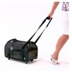 Bergan Pet Products Large Wheeled Comfort Pet Carrier