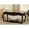 Hokku Designs Valledrie Upholstered Entryway Bench