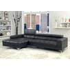 Hokku Designs Derrikke Plush Sectional