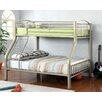 <strong>Kostemia Twin Over Full Bunk Bed with Ladder</strong> by Hokku Designs