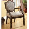 <strong>Hokku Designs</strong> Bernetta Cotton Arm Chair