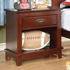 <strong>Kenneth 1 Drawer Nightstand</strong> by Hokku Designs