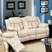 Hokku Designs Carlmane Reclining Loveseat