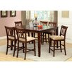<strong>Enitial Lab</strong> Telmore 7 Piece Counter Height Dining Set