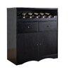Hokku Designs Renard Buffet Server and Wine Rack