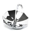 Muse Umbrella Chrome Plated Ring Holder