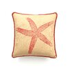 <strong>Kevin O'Brien Studio</strong> Starfish Decorative Pillow