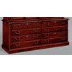 "DMI Office Furniture Keswick 72"" Lateral File Credenza Cabinet"
