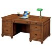 "DMI Office Furniture Antigua 72"" W Executive Desk"