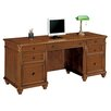 DMI Office Furniture Antigua Kneehole Credenza