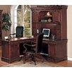 DMI Office Furniture Rue De Lyon L-Shape Executive Computer Desk
