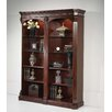 """DMI Office Furniture Balmoor 76"""" Double Bookcase"""