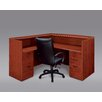 DMI Office Furniture Fairplex Right / Left Reception Desk