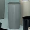 Metal Series Tall 20-Gal Round Waste Baskets (Set of 3)