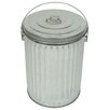 Witt Medium Duty Galvanized 10 Gallon Tapered Side Pail