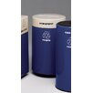 <strong>Fiberglass Recycling 21 Gallon Glass Industrial Recycling Bin</strong> by Witt