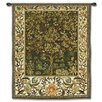 Fine Art Tapestries Classical Tree of Life Umber Small by Acorn Studios Tapestry