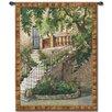 Fine Art Tapestries Cityscape, Landscape, Seascape Tuscan Villa I Tapestry