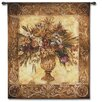 <strong>Fine Art Tapestries</strong> Classical Tuscan Urn by Liz Jardine Tapestry