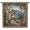 <strong>Fine Art Tapestries</strong> Classical Seaview Hideaway by Yuri Lee Tapestry