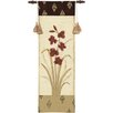 Fine Art Tapestries Floral Kimono Orchid Tapestry
