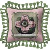 <strong>Fine Art Tapestries</strong> Medallion Pillow II