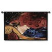 Fine Art Tapestries Classical Champagne Lounge by Tricia Biddle Tapestry