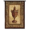 <strong>Fine Art Tapestries</strong> Classical Vessel Antiquity I by Jill O'Flannery Tapestry