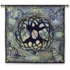 <strong>Fine Art Tapestries</strong> Classical Celtic Tree of Life by Jen Delyth Designs Tapestry