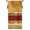 <strong>Fine Art Tapestries</strong> Abstract Autumn Collage II byTandi Venter Tapestry