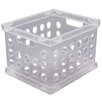 <strong>Small Storage Crate (Set of 12)</strong> by Sterilite