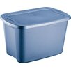 Sterilite 10 Gallon Storage Tote Box (Set of 9)