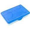 Sterilite Plastic Supply Box (Set of 6)