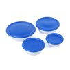 Sterilite 4-Piece Covered Bowl Set