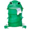 "<strong>Whitmor, Inc</strong> 15"" Frog Collapsible Kids Hamper"