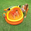 <strong>Lazy Fish Shade Baby Pool</strong> by Intex