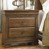 Universal Furniture New Lou 2 Drawer Nightstand