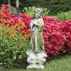 OrlandiStatuary Children Christ Child with Cross Outdoor Statue