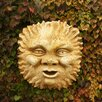 OrlandiStatuary Wind and Sun Wall Decor