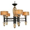 Van Teal Impressionist Camille 5 Light Chandelier
