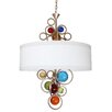 Van Teal Free Wheeling Fiesta 6 Light Chandelier