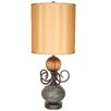 "Van Teal Ring Oxana 34"" H Table Lamp with Drum Shade"