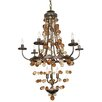 <strong>Legacy Palace 9 Light Chandelier</strong> by Van Teal