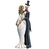<strong>Design Toscano</strong> Skeleton Bride and Groom Statue