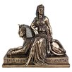 <strong>Design Toscano</strong> Cleopatra Astride the Great Sphinx Statue